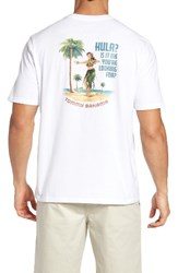 Tommy Bahama Men's Big And Tall Hula It's Me Graphic T Shirt