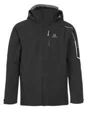 Salomon Speed Ski Jacket Black