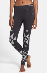 Women's Burton 'Wb' Active Tights True Black