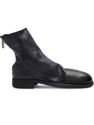 Guidi Ankle Boots Women Horse Leather 39 Black