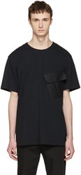 Public School Black Foss T Shirt