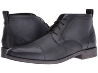 Stacy Adams Burgess Cap Toe Chukka Boot Black Men's Boots