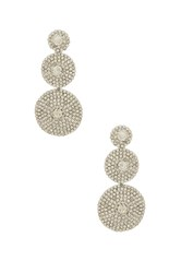8 Other Reasons Shine On Earrings Metallic Silver