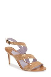 Johnston And Murphy Stacy Asymmetrical Sandal Brown