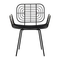 Pols Potten Boston Chair Black