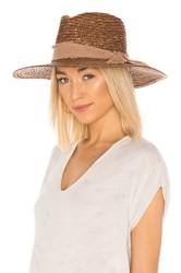 Ale By Alessandra Solange Hat Brown