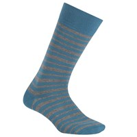 Boss Logo Boss Marc Design Stripe Socks Blue Grey