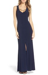 Laundry By Shelli Segal Women's Embellished Gown