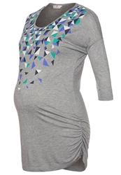 Bellybutton Nelia Long Sleeved Top Grey