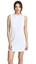 Cotton Citizen Monaco Mini Dress White