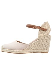 Pier One Wedges Beige