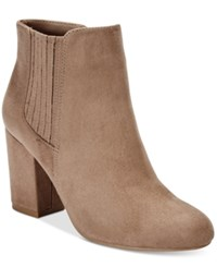 Call It Spring Pietraia Booties Women's Shoes Sand