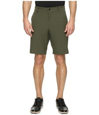 Nike Dynamic Woven Shorts Cargo Khaki Reflective Silver Men's Shorts Black