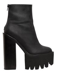 Jeffrey Campbell 155Mm Mulder Leather Ankle