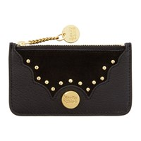 See By Chloe Black Nick Coin Pouch