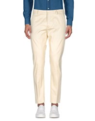 Lw Brand L W Casual Pants Ivory