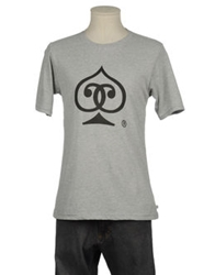 Combo Short Sleeve T Shirts Grey