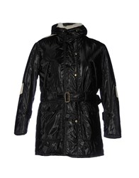 Equipe 70 Equipe' Coats And Jackets Jackets Black