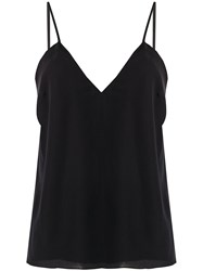 Barbara Bui V Neck Camisole Black