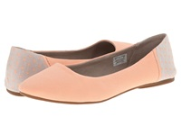Sanuk Yoga Eve Peach Women's Flat Shoes Orange