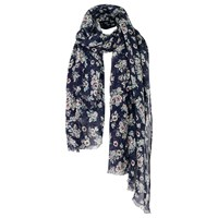 Fat Face Hetty Floral Scarf Midnight Multi