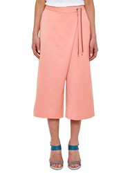 Ted Baker Colour By Numbers Rayon Crossover Culottes Coral
