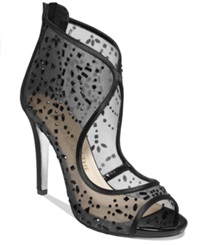 E Live From The Red Carpet Merideth Evening Booties Women's Shoes