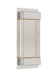 W.A.C. Lighting Mythical Led Wall Light Silver