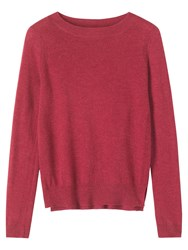 Toast Lambswool Jumper Berry