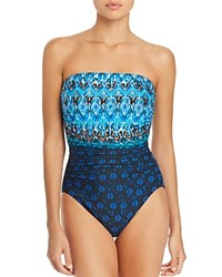 Miraclesuit Sunset Cay Avanti One Piece Swimsuit Teal Green
