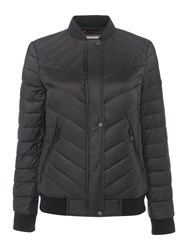 Bernardo Primaloft Packable Down Bomber Black