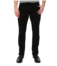 J Brand Kane Slim Straight In Black Black Men's Jeans