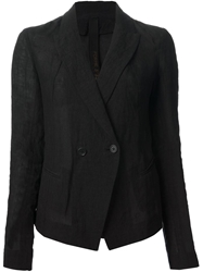 Forme D'expression 'Spencer' Jacket Black