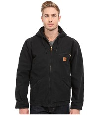 Carhartt Sierra Jacket Black Men's Coat