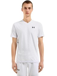 Under Armour Andy Murray Forge Tennis T Shirt White