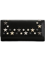 Jimmy Choo 'Nino' Wallet Black