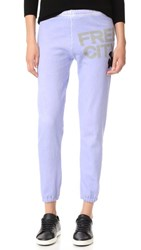 Freecity Sweatpants Magical Lilac