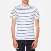 Barbour Men's Dalewood Stripe T Shirt White