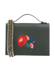 Studio Moda Handbags Dark Green