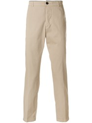 Department 5 Cropped Trousers Nude And Neutrals