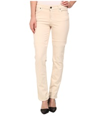 Cj By Cookie Johnson Faith Straight In Natural Natural Women's Jeans Beige