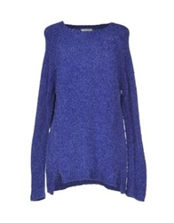 By Zoe Sweaters Purple