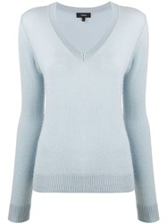 Theory Cashmere Knitted Jumper 60