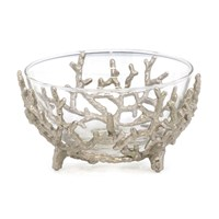 Michael Aram Ocean Reef Glass Bowl 13Cm