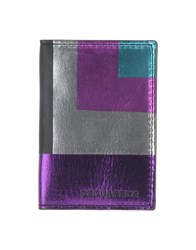 Dsquared2 Document Holders Purple
