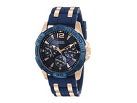 Guess U0366g4 Blue Blue Watches
