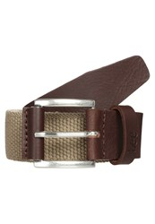 Lee New Army Belt Safari Beige
