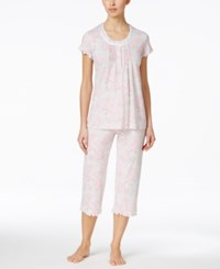 Miss Elaine Pleated Pajama Set