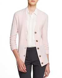 C By Bloomingdale's Cashmere Boyfriend Cardigan Nude