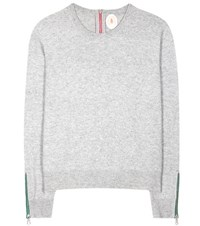 Jardin Des Orangers Wool And Cashmere Sweater Grey